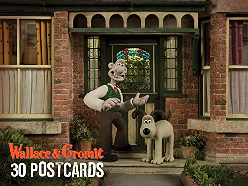 9780711236981: Wallace and Gromit Postcard Box: 30 Postcards