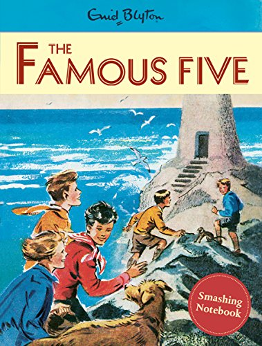 9780711237230: Famous Five Vintage Notebook