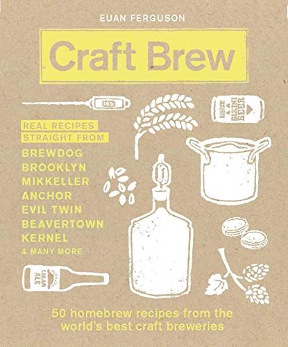 9780711237339: Craft Brew: 50 homebrew recipes from the world's best craft breweries