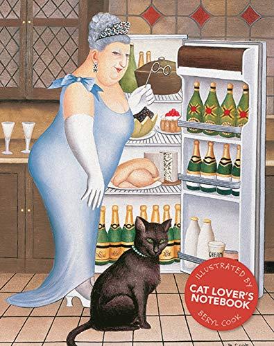 Cat Lover's Notebook: Cook, Beryl