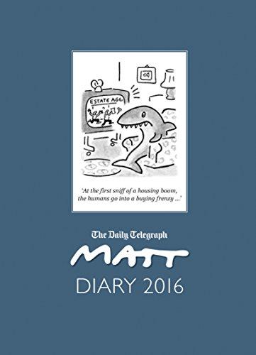 9780711237438: Matt Diary 2016