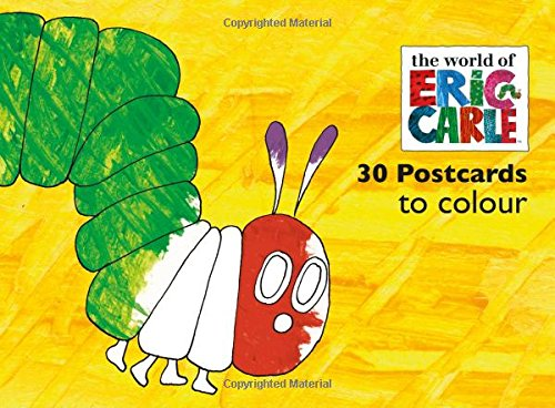 9780711237469: The Very Hungry Caterpillar Postcards to Colour