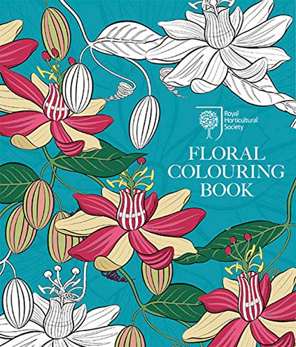 9780711237711: RHS Floral Colouring Book
