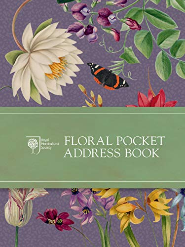 9780711237735: RHS Floral Pocket Address Book