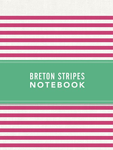 Breton Stripes Hot Pink: Kinkajou