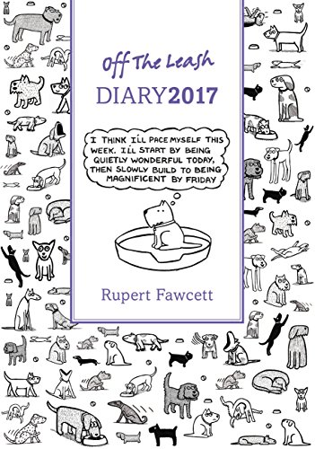 9780711237971: Off the Leash Diary 2017 (Diaries 2017)