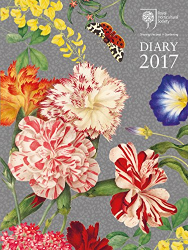 9780711237995: Royal Horticultural Society Desk Diary 2017: Sharing the Best in Gardening