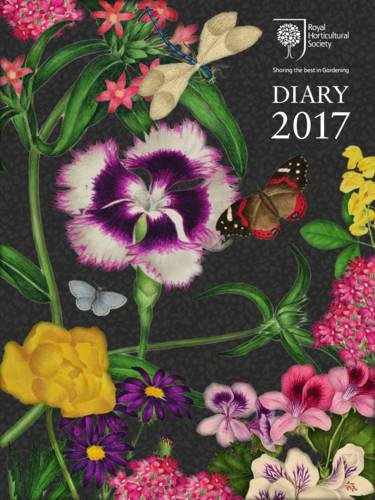 9780711238008: RHS Pocket Diary 2017: Sharing the best in Gardening