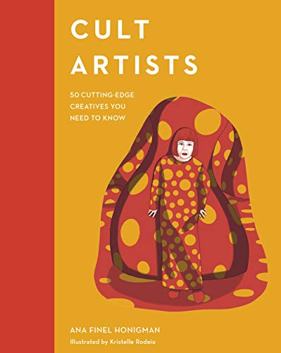 9780711240292: Cult Artists: 50 Cutting-Edge Creatives You Need to Know (Cult Figures)