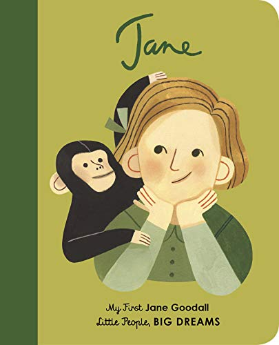 9780711243163: Jane Goodall: My First Jane Goodall (19) (Little People, BIG DREAMS)