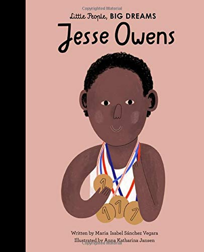 9780711245839: Jesse Owens (42) (Little People, BIG DREAMS)