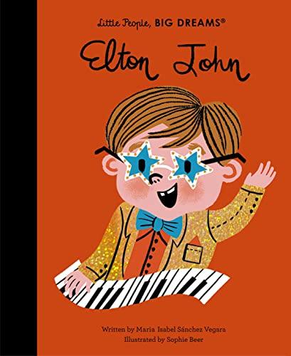 9780711258389: Elton John: 50 (Little People, BIG DREAMS)