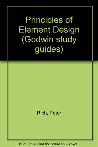 9780711456273: Principles of Element Design (Godwin study guides)