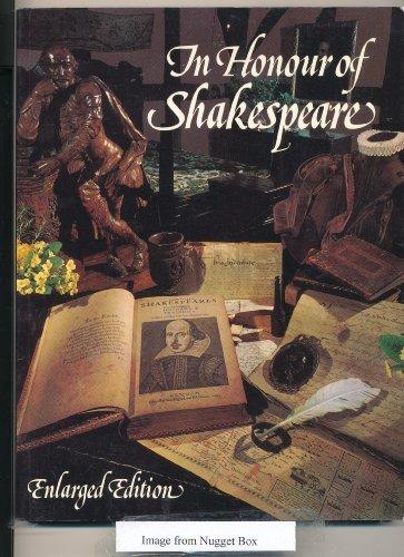 In Honour of Shakespeare: Fox, Levi