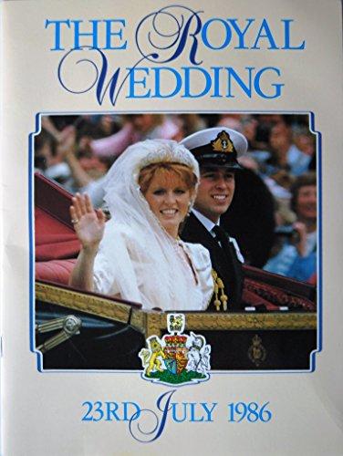 9780711702691: Royal Wedding Book: Prince Andrew and Sarah Ferguson