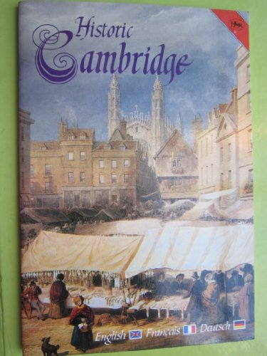 Historic Cambridge (0711702918) by Brooks, John