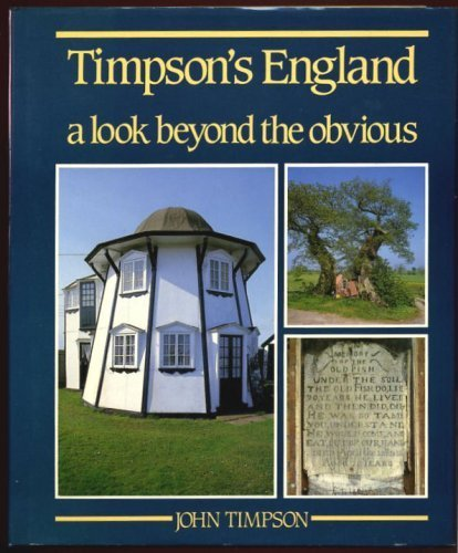 Timpson's England - A Look Beyond the Obvious: Timpson, John