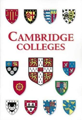 9780711703827: Cambridge Colleges (Regional Cities and Towns)
