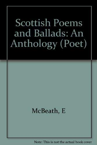 Scottish Poems & Ballads: Jarold Poets