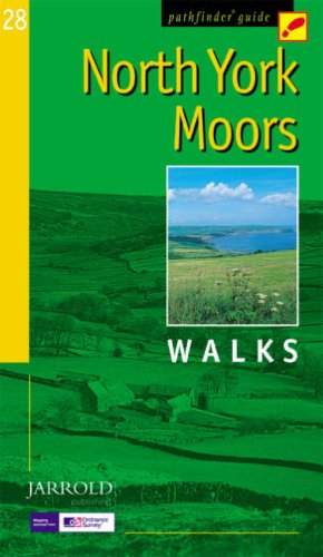 North York Moors Walks (Pathfinder Guides): Brian Conduit