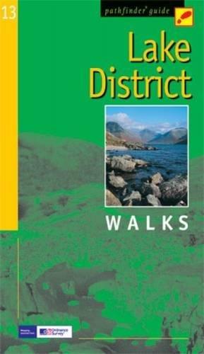 9780711704633: Lake District Walks (Pathfinder Guide)