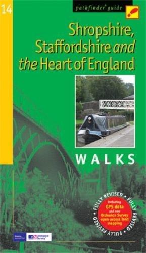 9780711705708: Heart of England Walks (Pathfinder Guides)