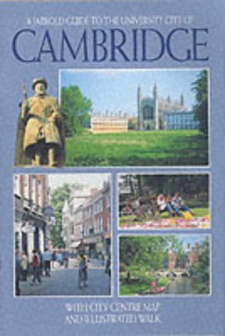 9780711705814: A Jarrold Guide to the University City of Cambridge (Jarrold City Guide Series)
