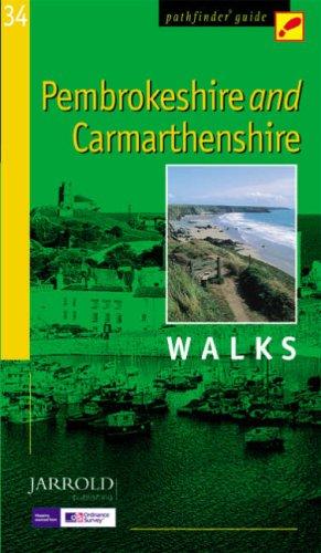 Ordnance Survey Pembrokeshire & Gower Walks Pathfinder Guide: Conduit, Brian (compiled)