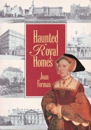 9780711706392: Haunted Royal Homes (Ghost Series)