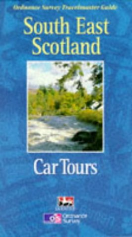 9780711708488: South East Scotland Car Tours