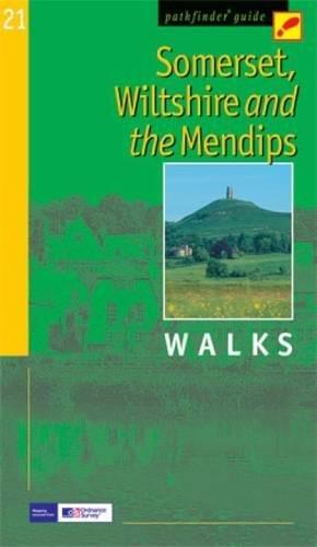 Somerset, Wiltshire & the Mendips Walks (Pathfinder Guides): Jarrold Publishing