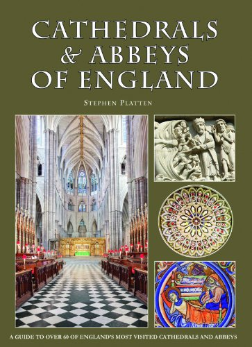 Cathedrals & Abbeys of England (Pitkin Cathedral Guide) (9780711710030) by Stephen Platten