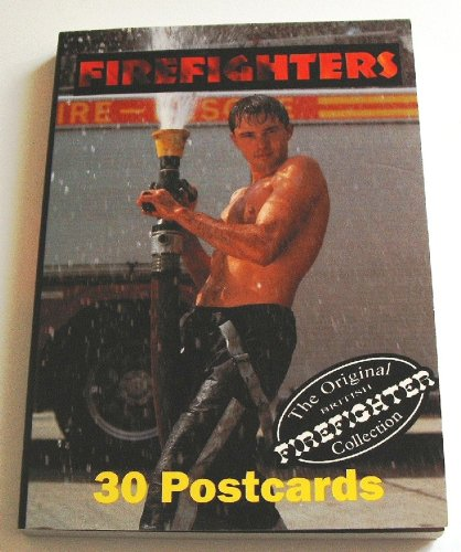 9780711710665: Fire Fighters (Postcards)