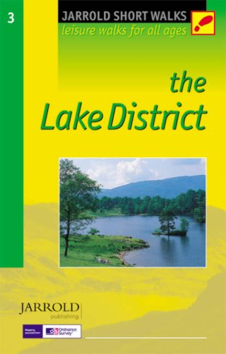 The Lake District: Leisure Walks for All: Marsh, Terry