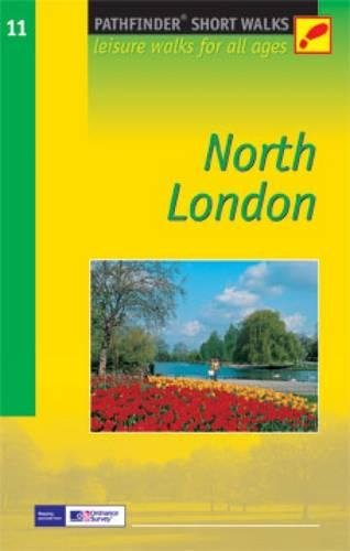 North London: Leisure Walks for All Ages: Crimson Publishing