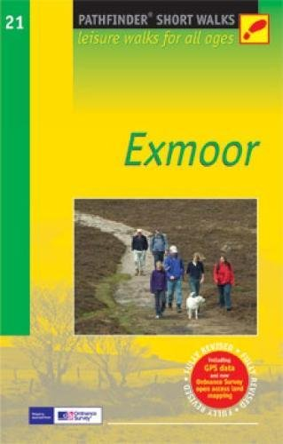 Exmoor: Leisure Walks for All Ages (Short: Crimson Publishing