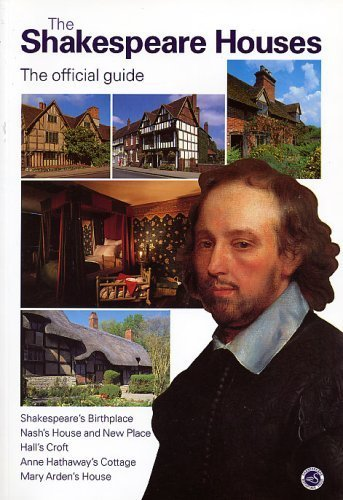 The Shakespeare Houses - The Official Guide: JARROLD PUBLISHING, NORWICH