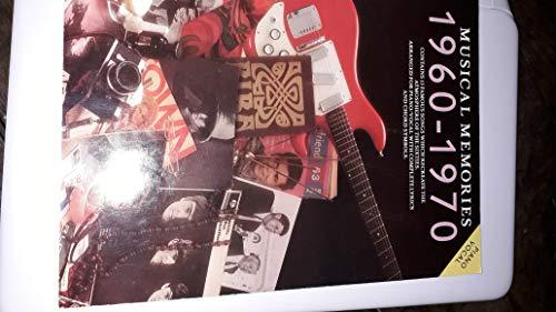 9780711900233: Musical memories: 1960 - 1970 Piano vocal
