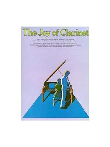 9780711901193: The Joy Of Clarinet (Joy Books (Hal Leonard))