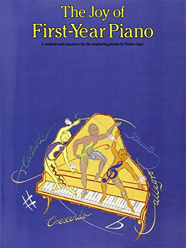 9780711901230: The Joy of First Year Piano (Music)