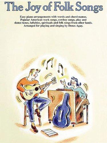 9780711901247: The Joy of Folk Songs: Piano Solo (Joy Books (Hal Leonard))
