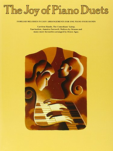 9780711901322: The Joy of Piano Duets