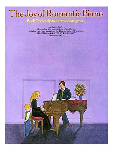 9780711901360: The Joy of Romantic Piano - Book 1 Piano (The Joy Books)