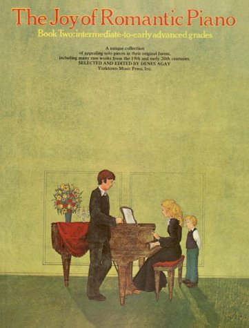 9780711901377: The Joy of Romantic Piano Book 2: Intermediate-To-Early Advanced Grades