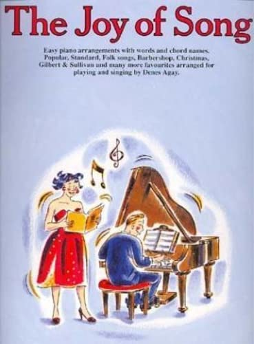 9780711901391: The Joy Of Song