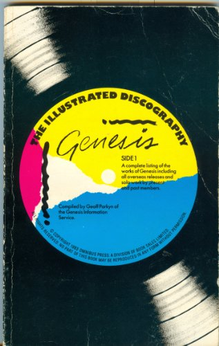 9780711901636: Genesis: The Illustrated Discography