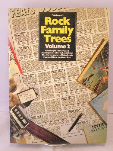 9780711901728: Rock Family Trees