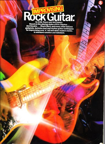 Improvising rock guitar: Traum, Artie