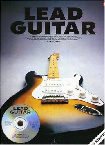 Lead Guitar (Teach Yourself) (0711902119) by Harvey Vinson