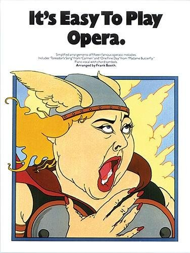 9780711902121: It's Easy to Play Opera